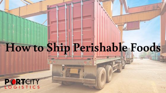 How to Ship Perishables