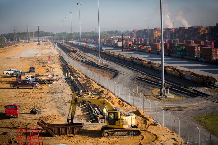 Mega+Rail+construction+1