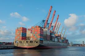 commercial cargo ships