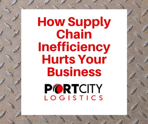 Supply Chain Inefficiency