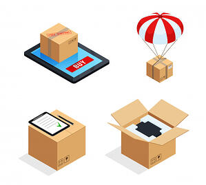 parcel-delivery-stages-set_1284-17822